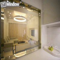 Switchable Glass Pdlc Electronically Controlled Films Smart Tints A4 Sample