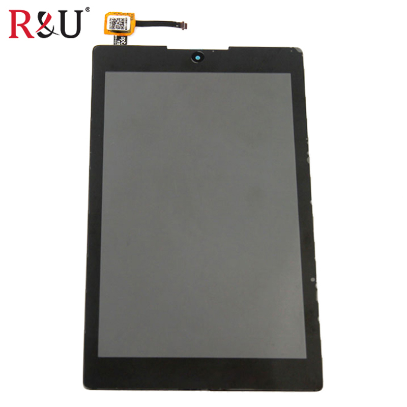 R&U test good LCD Display Touch Screen panel glass sensor digitizer assembly repair Replacement For ASUS ZenPad C 7.0 Z170MG  цены