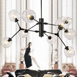 Żyrandole nowoczesne nowość magia naturalne drzewo oddział zawieszenie lampa wisząca do jadalni oświetlenie LED do pokoju lampa oświetleniowa AC 100-240V