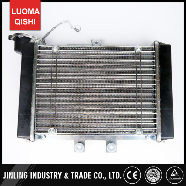 radiator tank atv jinling 250cc 300cc parts eec jla 21b. Black Bedroom Furniture Sets. Home Design Ideas