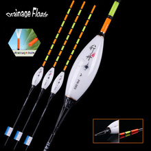 Composite Nano Fishing Float Hollow Design Bobbers 1-3# Thickened Tail Boyas Pesca Flotador Fishing Accessories Tools Tackles