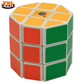 HeShu Barrel Cube 3x3 Speed Magic Cube Professional Smooth Twist Puzzle Brain Teaser Educational Toys and Gifts for Children -45