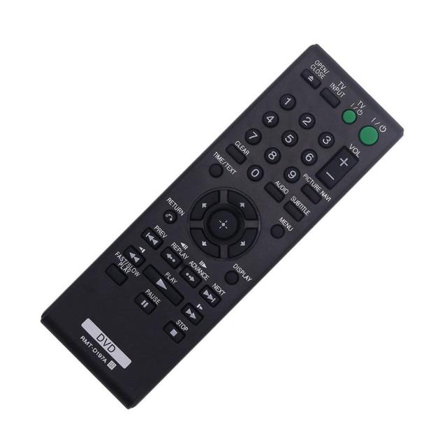 Fernbedienung RMT D197A Für SONY DVD Player RMT D187A RMT D198A RMT D189P RMT D197P DVP SR210 DVP SR210P DVP SR510 DVP SR510H