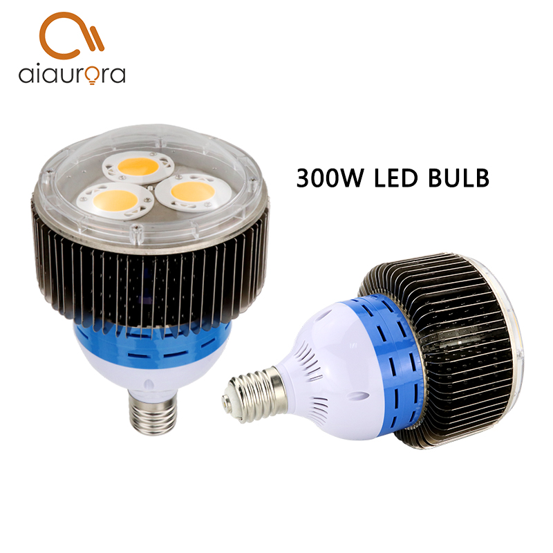full spectrum CREE chip 300W COB LED Grow Light for hydroponic greenhouse Indoor grow tent commercial medical plants lamp high power full spectrum led grow light 200w with cob reflector for hydroponic grow box medical plants supplemental lighting