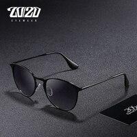 20 20 Brand Classic Polarized Unisex Sunglasses Men Women Brand Designer Vintage Eyewear Driving Sun Glasses