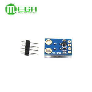 Image 2 - 10pcs  GY 906 MLX90614ESF New MLX90614 Contactless Temperature Sensor Module