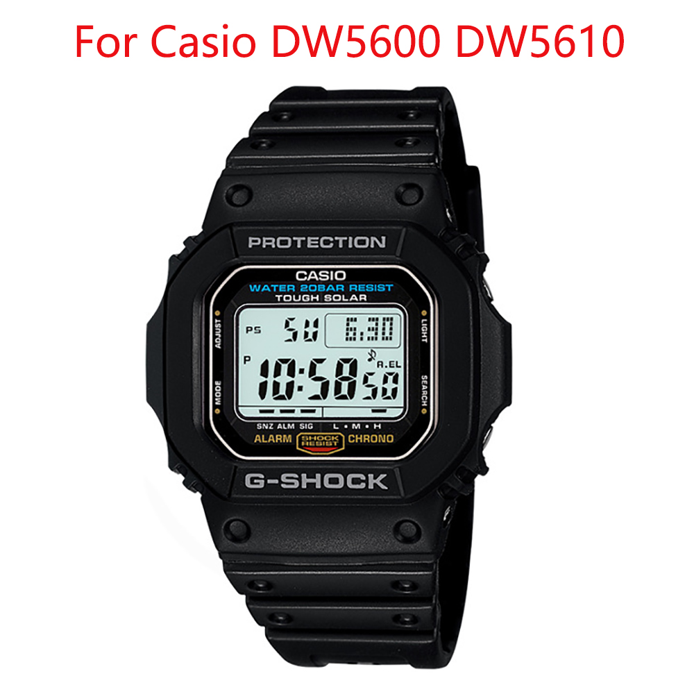 Nano Explosion-proof Screen Protector For Casio DW5600 DW5610 Sport Watch LCD Film For Casio DW5600/ 5610