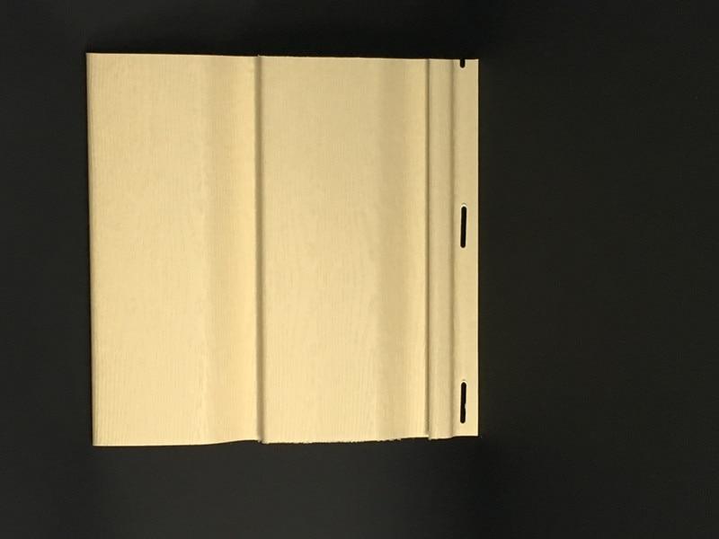 Cheap waterproof wall panels thickness pvc wood - Pvc exterior wall cladding panels ...