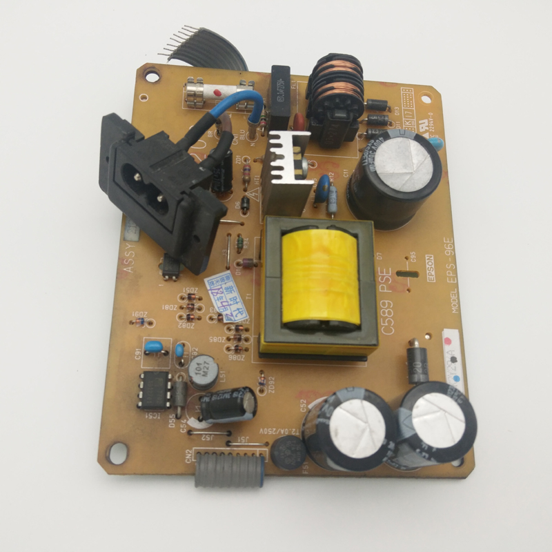 C589PSE Original Refurbished Power Board For Epson Stylus Photo 1390 1400 1410 1430 Printer Power Supply Board pn 2103152 power supply board for epson dfx9000 dfx 9000 power unit