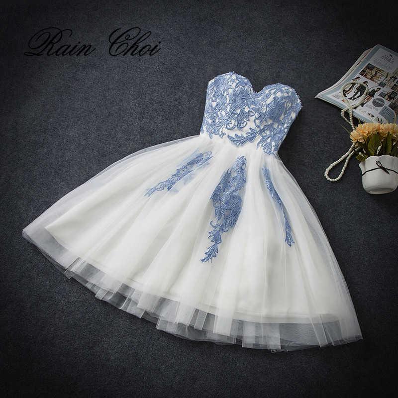 קצר קוקטייל שמלת 2020 קו פורמליות המפלגה שמלת קוקטייל שמלות