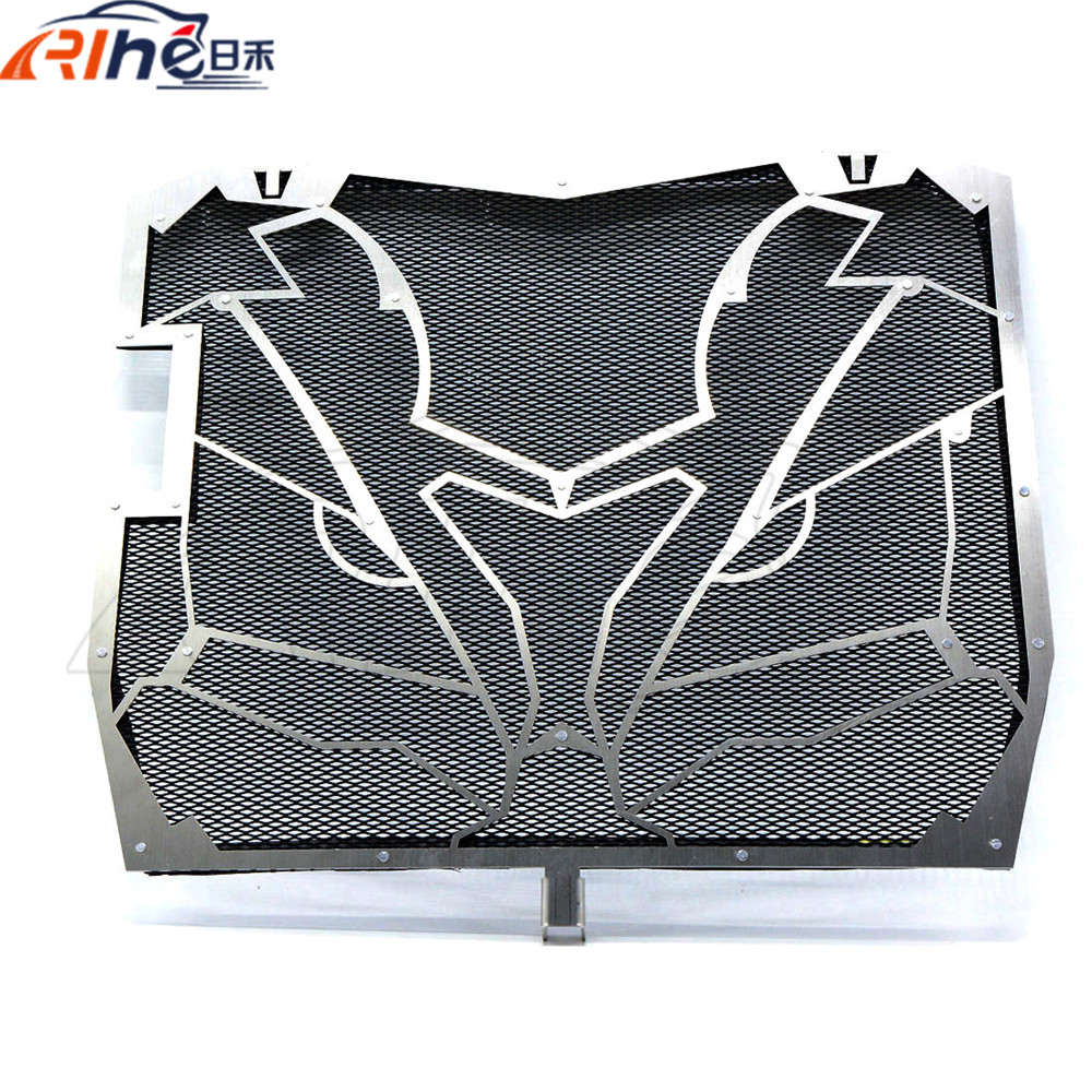 new black color radiator guard protector grille grill cover motorcycle radiator grill cover For KAWASAKI ZX-10R 11 12 2013 2014 motorcycle stainless steel radiator guard protector grille grill cover for kawasaki z750 2010 2011 2012 2013 2014 2015 2016