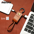 Leather USB Cable Short (32CM) Remax USB 3.0A Fast Charger Cable for iPhone 7 6 Plus SE 5S 5 5C IPAD IPOD Pill XL Power Bank 1