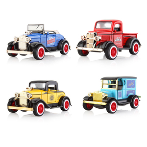 Image 5 - Dodoelephant 1:36 Alloy Pull Back Auto Speelgoed Diecast Model Speelgoed Geluid Licht Brinquedos Auto Voertuig Speelgoed Voor Jongens Kinderen Gift