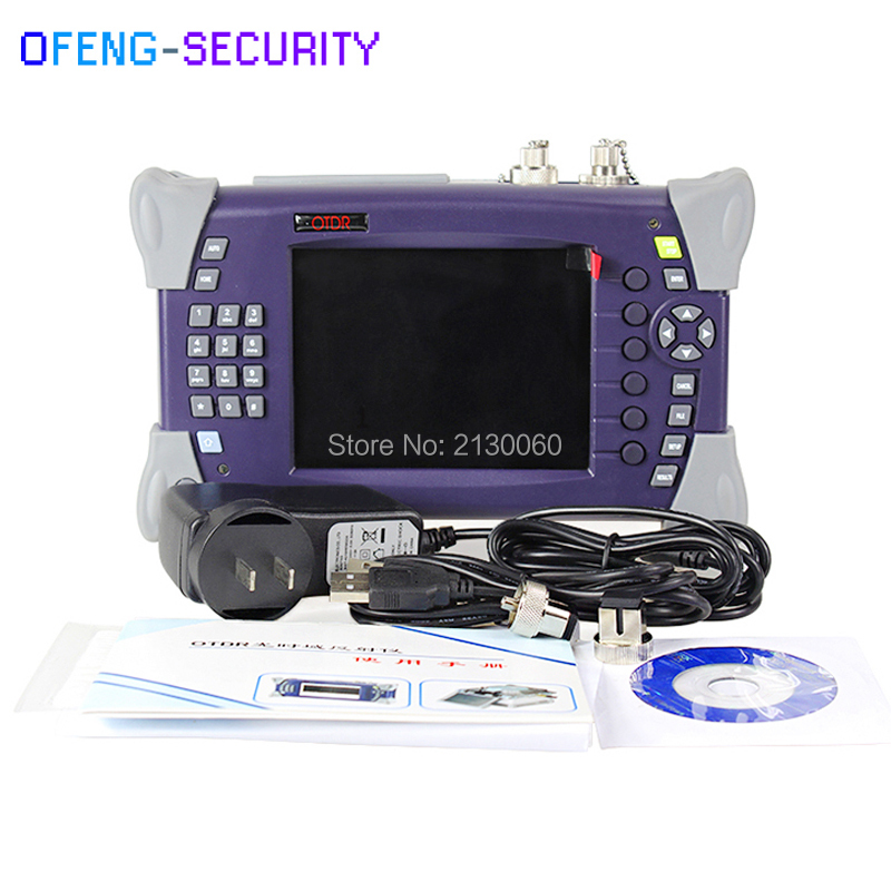 Handheld OTDR -2000 Tester 1310/1550nm 13/15dB Used In CCTV& Digital System Of Communication Devices.
