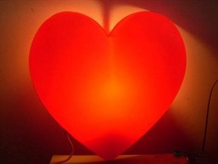 FREE SHIPPING Heart Shaped Childrenu0027s Bedroom Lamp Wall Lamps Wholesale And  Retail
