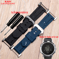 Laopijiang Silicone watchband adapter Sunto SUUNTO CORE core source of the expedition series song Billiton