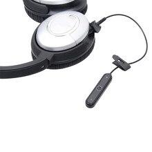 Für BOSE QC2 QC15 Kopfhörer Bluetooth V4.1 Adapter Verwandeln sie nicht-Bluetooth Kopfhörer in Drahtlose