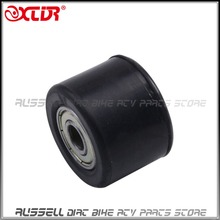 Roller-Tensioner Pulley Bike Chain Spare-Parts Dirt-Pit Motorcycle 8mm Black for Pro