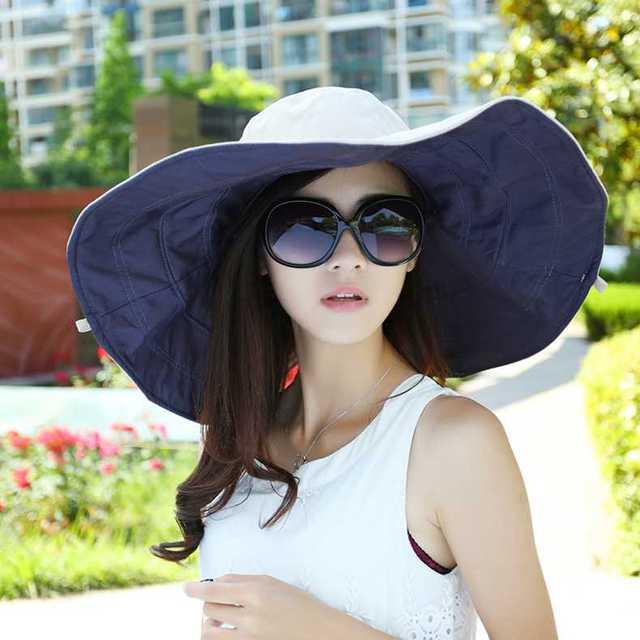 Foldable double sided wear windproof hat e7e02675ad8e