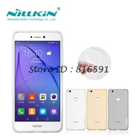 Huawei Honor 8 Case 5 2 Inch Nillkin Nature Series Transparent Clear Soft TPU Case For