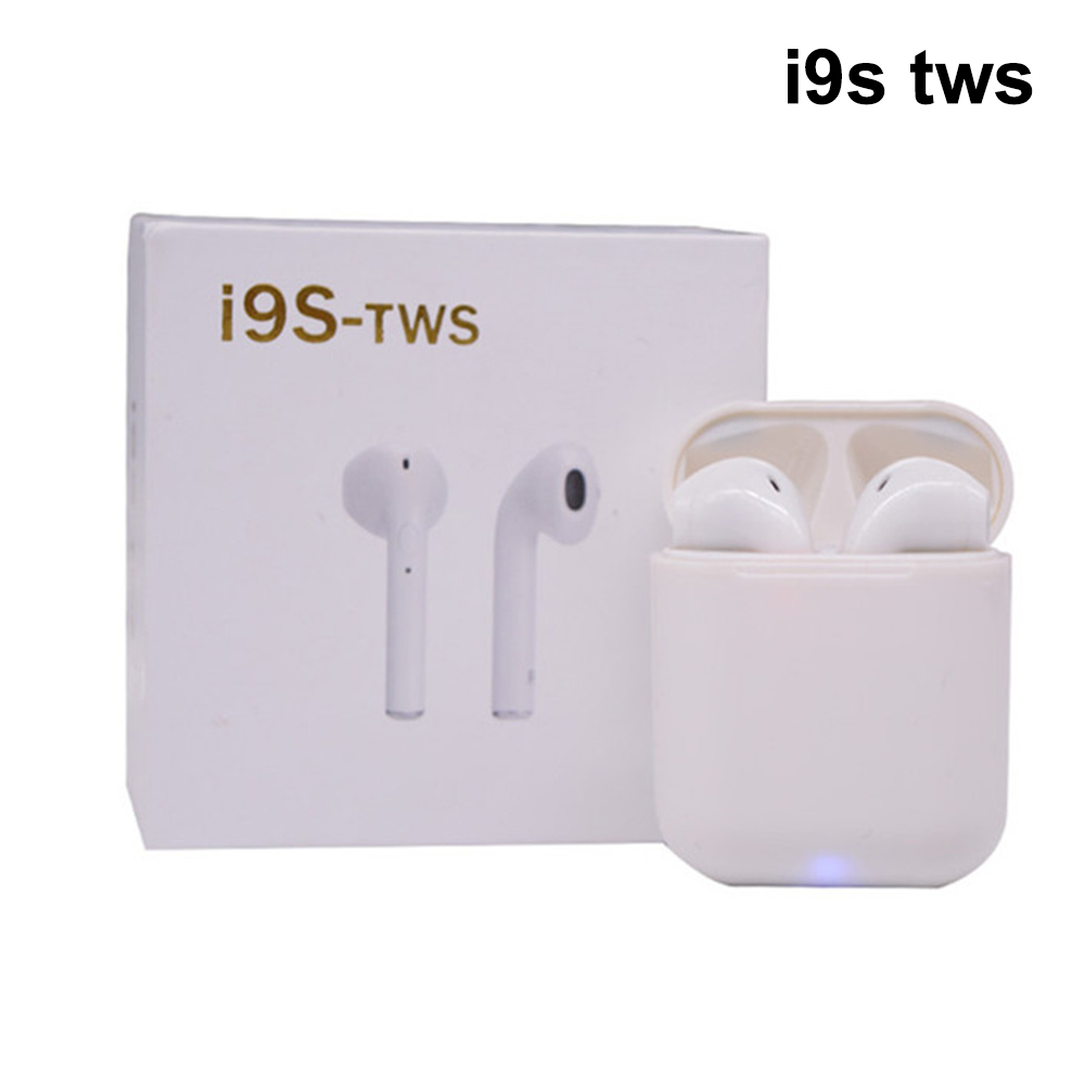 i9s i7s i8 TWS Mini Wireless Bluetooth Earphone APTX Earpieces hifi Stereo Invisible Earbuds Twins Headset With Charging Box цена