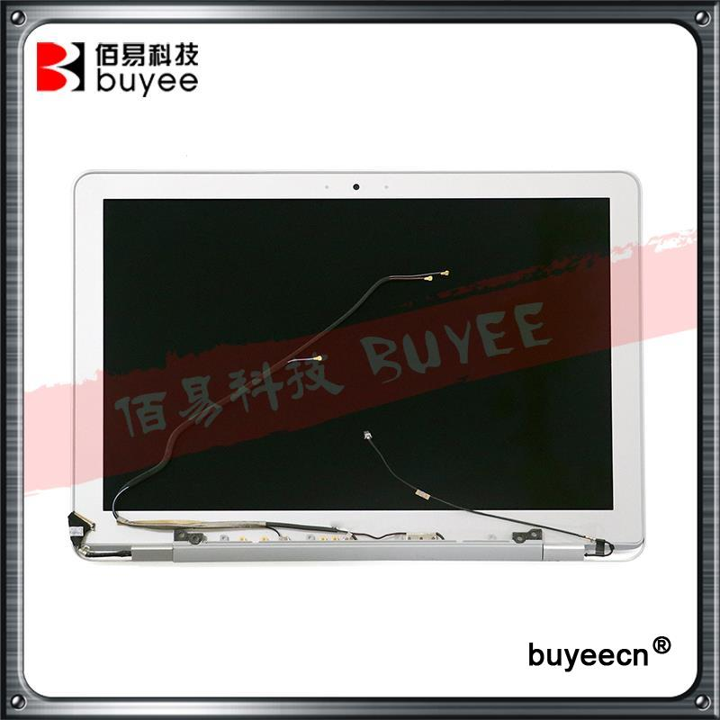 Used Original 13 Inch A1237 LCD Assembly For Macbook Air Full Complete 1304 LCD Display Screen Assembly Tested Replacement used original 13 inch a1237 lcd assembly for macbook air full complete 1304 lcd display screen assembly tested replacement