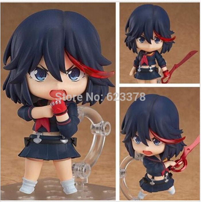 New Animation 10cm Kill la Kill Matoi Ryuuko Ryuko Senketsu No 407 PVC Figure Figurine Model