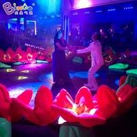 10 метров/33 футов длинная надувная Цветочная цепь для сценический танцевальный для выступлений шоу игрушка