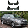 4pcs Splash Guard Mud Dirt Flaps Fenders Mudguards For Skoda Octavia  2004 2005 2006 2007 2008 2009 2010 2011 2012 2013