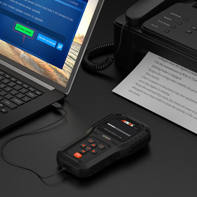 Ancel AD510 Pro OBD2 ODB Scanner Car Diagnostic Tool Full Function Automotive Scanner Car Auto Scanner OBD  Engine Code Reader