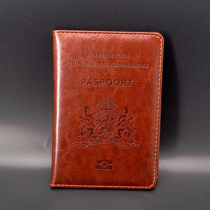 Холандия Пътуване Paspoort Покрийте жени - Портмонета - Снимка 4