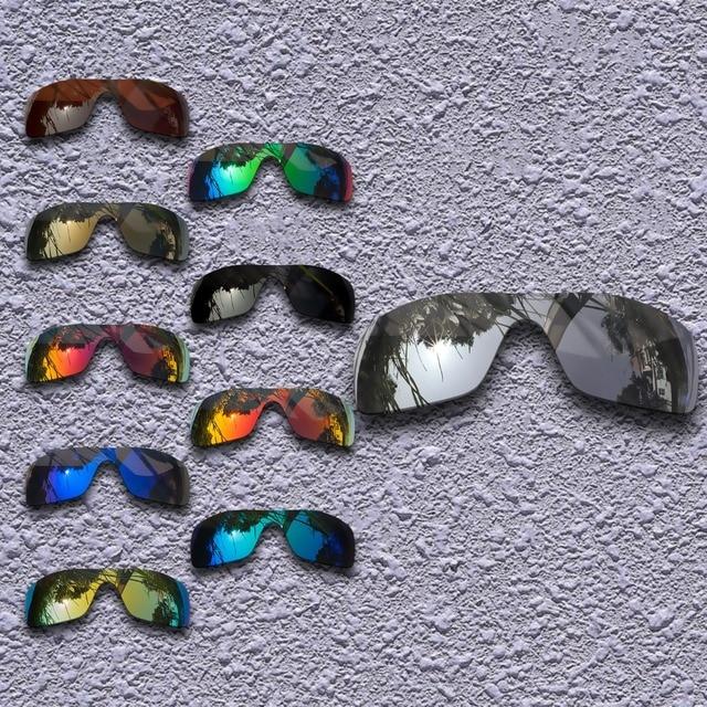 749e6d5cef5fa Lentes de Reposição para óculos Oakley Batwolf polarizada Óculos De  Sol-Múltiplas Escolhas