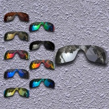 10ec3329db larized Polarized Replacement Lenses for Oakley Batwolf Sunglasses -  Multiple Choices