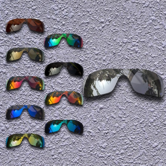 d4486a857f56e Polarized Replacement Lenses for Oakley Batwolf Sunglasses - Multiple  Choices
