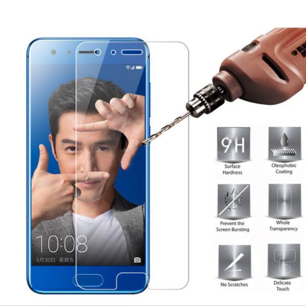 Tempered Glass For Huawei Honor 9 Screen Protector 9H 2.5D Phone Protection Film For Huawei Honor 9 Tempered Glass