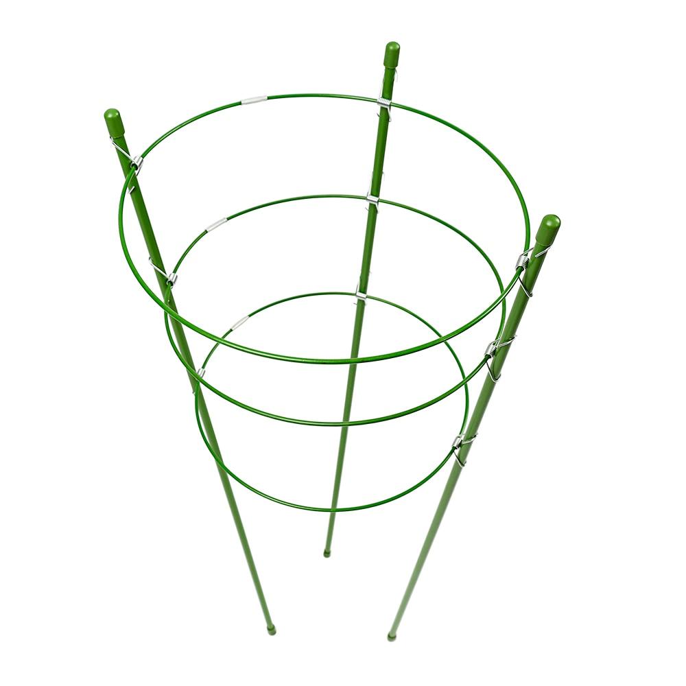 1pc Plastic Potted Vine Climbing Plant Support Rattan Frame Gardening Plastic Flower Pot Bracket 45/60CM