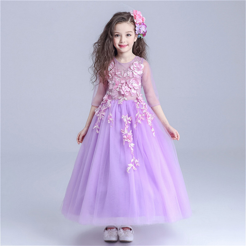 Popular Purple Pageant Dresses for Girls-Buy Cheap Purple Pageant ...