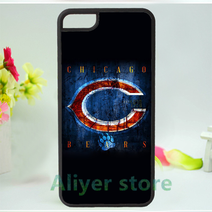 Chicago Bears Iphone Cover Promotion-Shop for Promotional Chicago ...
