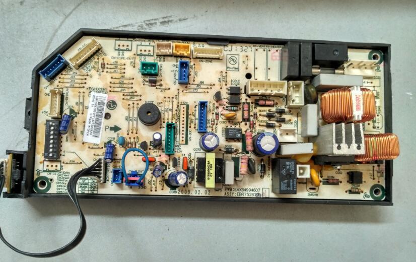 EAX64994607 EBR752679 Good Working Tested