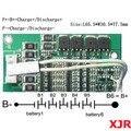 6 S 10A 25.2 В lipo литий-Полимерный BMS/PCM/PCB батареи защита платы для 6 Пакетов 18650 Li-Ion Аккумулятор ж/Баланс
