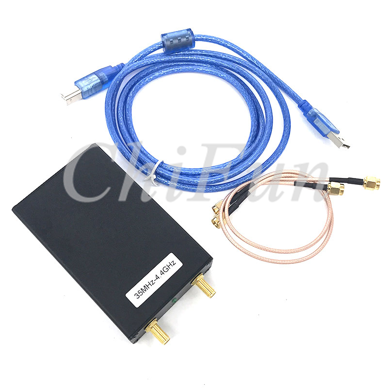 Freeshipping 35M 4 4G signanl generator spectrum analyzer can connect tracking generator MIN step 1K 1K