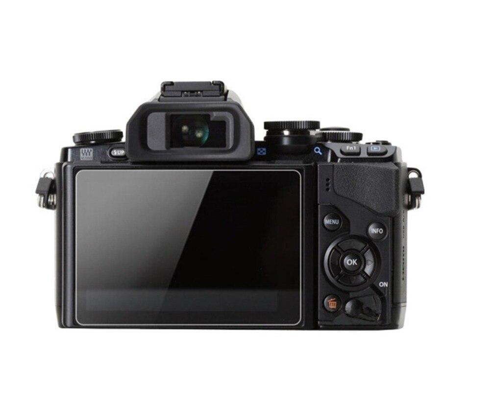Empered Verre 9 H LCD Écran Protecteur pour Olympus OM-D E-M5 II/EM5 Mark II Appareil Photo Numérique
