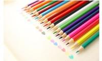 36 Color Wooden Pencil Drawing Pencils Drawing School Supplies Secret Garde Pencil For Drawing Sketch Art