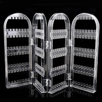 Clear Holder Cosmetic Organizer Storage Makeup Case Acrylic Cabinet Box Jewelry