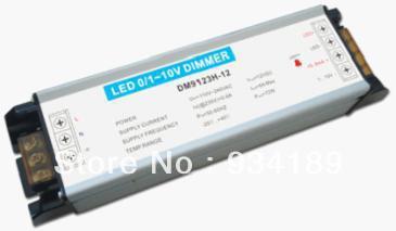 Livraison gratuite 0-10 V & TRIAC & DALI variateur de LED et pilote de LED 1 canal entrée AC50 à 220 V Max. 200 W modèle: DM9119H 200 W série