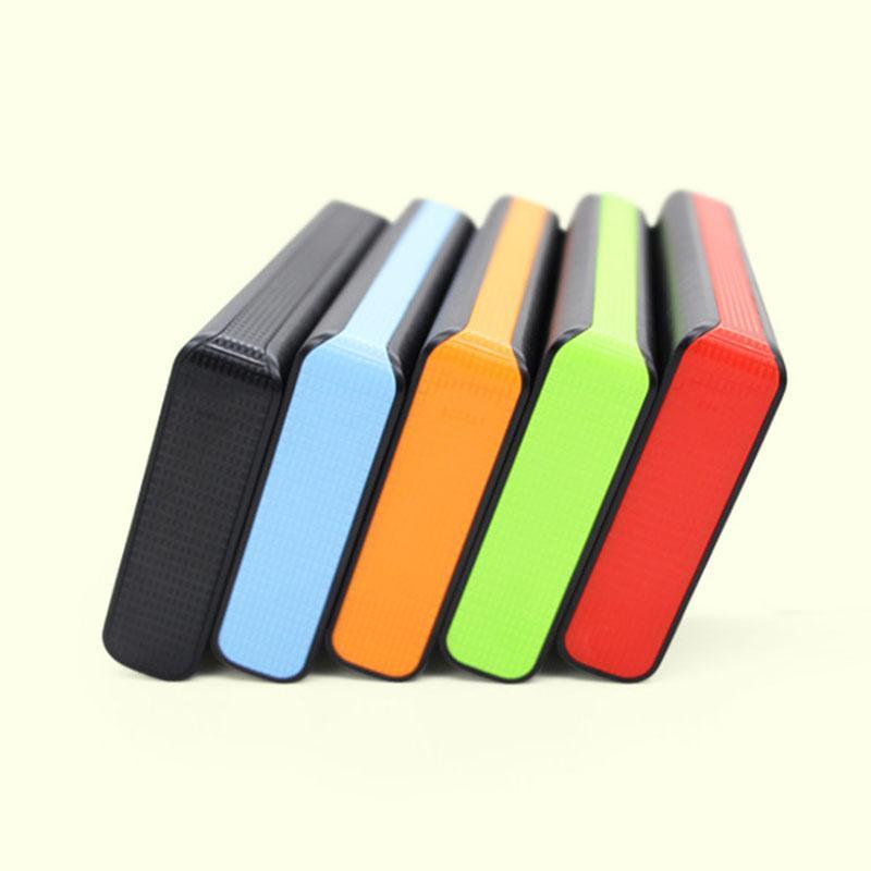 Запасные Аккумуляторы для телефонов случае Портативный 4 USB 5 В 2.1a Запасные Аккумуляторы для телефонов случае 6X18650 Батарея Зарядное устройст…