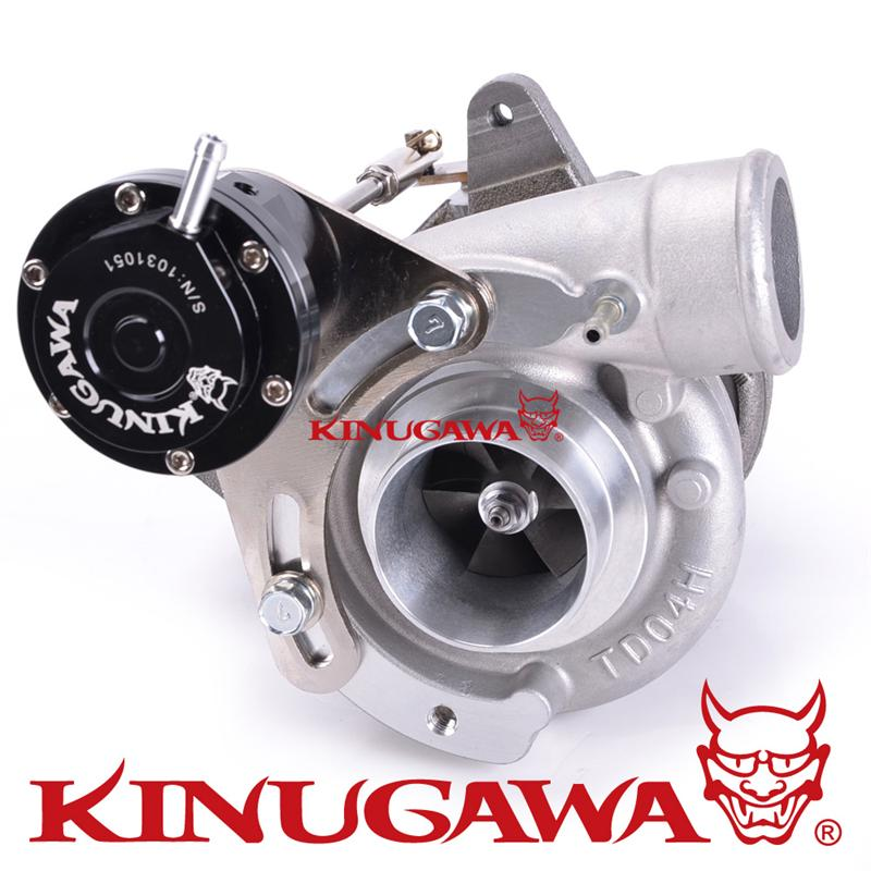 Kinugawa Upgrade 9B TW Turbocharger Bolt On TD04HL 19T 6cm T25 for font b SAAB b