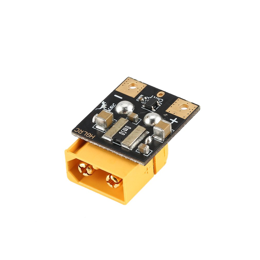 HGLRC AMASS XT60 120A Current Sensor