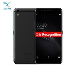 Yeni GOME K1 4G LTE akıllı telefon 4 GB RAM 64/128 GB ROM Parmak Izi 5.2 inç 1080 P MTK6757 2.3 GHz Octa Çekirdek Android 6.0 Ce...