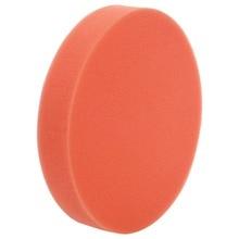 5 Colors to Choose 6 inch 150mm Soft Flat Sponge Buffer Polishing Pad Kit For Auto Car Polisher